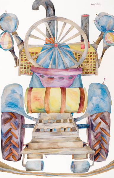 Contraption # - Kathryn Phillips